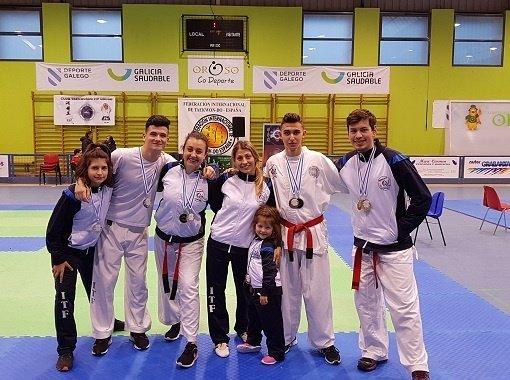 Taekwondo ITF en Zaragoza - Centro Daniela Goitre