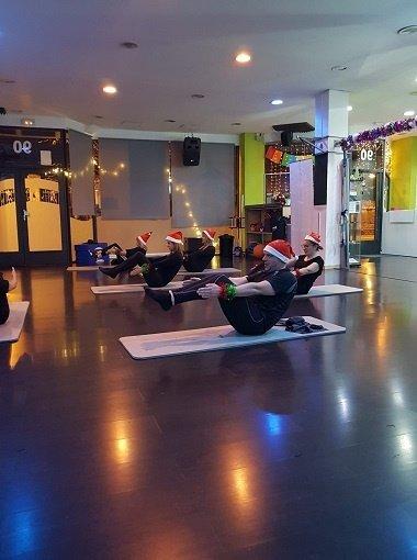 Pilates en Zaragoza - Centor Daniela Goitre