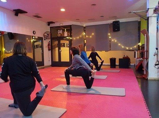 Entrenamiento Pilates en Zaragoza - Centro Daniela Goitre