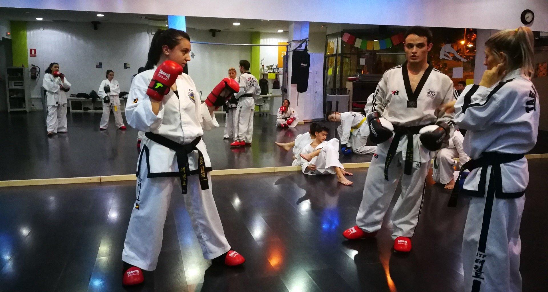 Centro Daniela Goitre - Taekwondo ITF Zaragoza