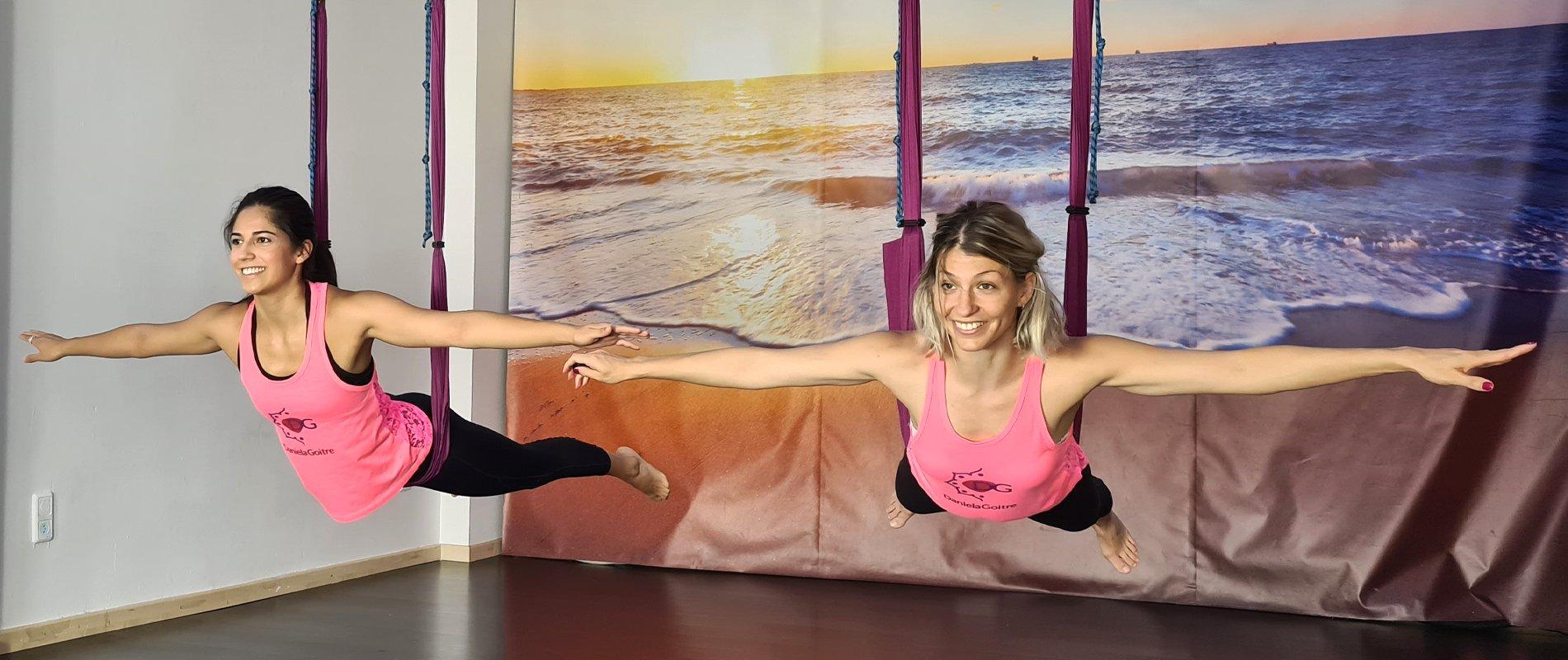 Centro Daniela Goitre - Taekwondo ITF y Pilates Aéreo en Zaragoza