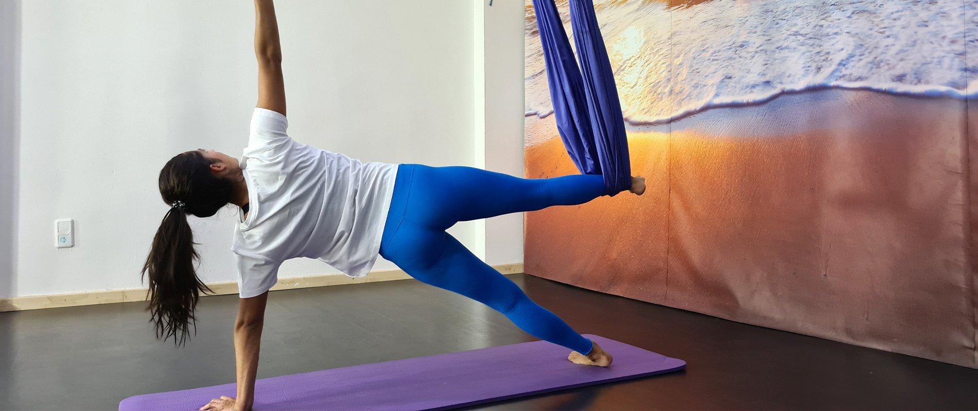 Centro Daniela Goitre - Pilates Aéreo Zaragoza